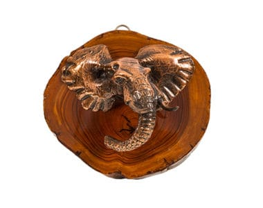Head of Elephant African Collectables