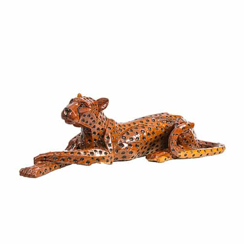 Cheetah Lying Down African Collectables