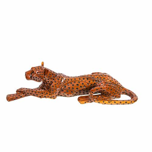 Cheetah Lying Down African Collectables 2