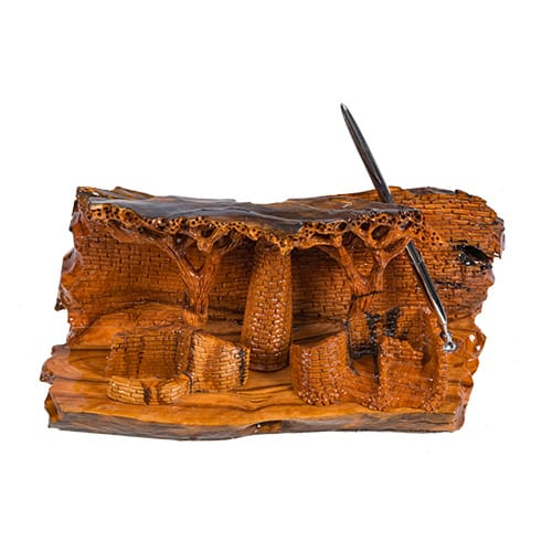 Great Zimbabwe Penholder African Collectables