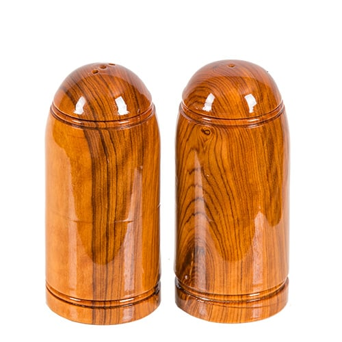 Salt and Pepper Shakers African Collectables