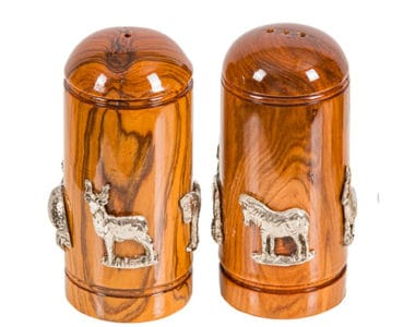 Salt and pepper Shakers Decorative African Collectables