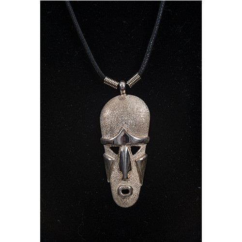 African Mask Pendant African Collectables