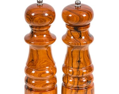 Salt and Pepper Grinder African Collectables