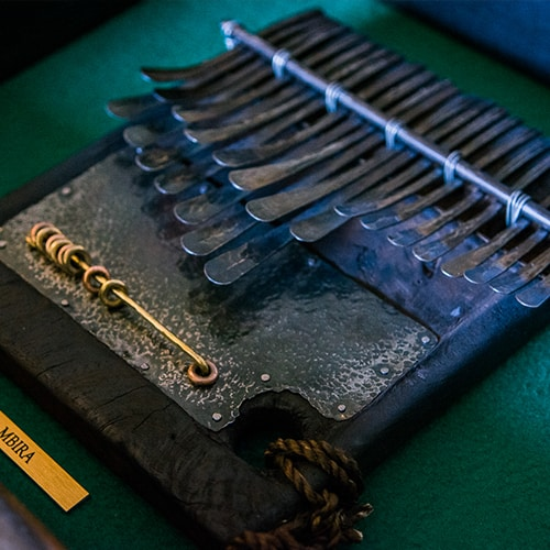 Mbira African Collectables